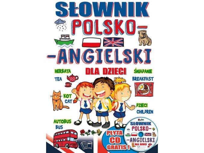 Słownik polsko-angielski dla dzieci