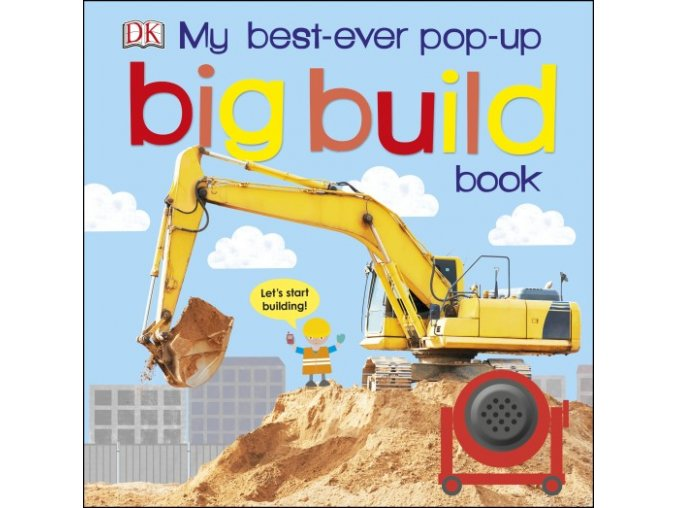 My Best Ever Pop-Up Big Build Book