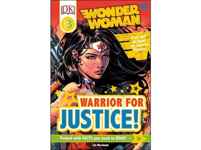 DC Wonder Woman Warrior for Justice!ompressor