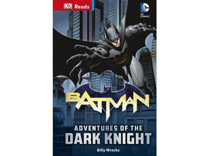 Batman Adventures of the Dark Knight