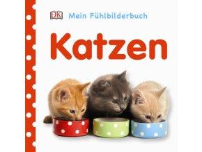 Mein Fühlbilderbuch Katzen