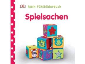 Mein Fühlbilderbuch Spielsachen
