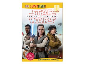 SUPERLESER! Lesestufe 1 Star Wars™ Die letzten Jedi