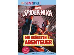 SUPERLESER! MARVEL Spider-Man Die größten Abenteuer
