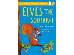 Elvis the Squirrel