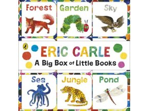 Big Box of Little Books