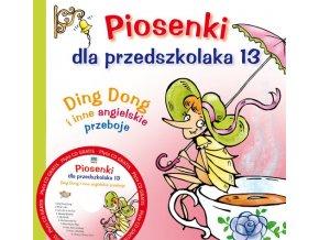 Piosenki dla przedszkolaka 13