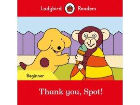 Thank you, Spot!