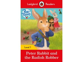 Peter Rabbit and the Radish Robber