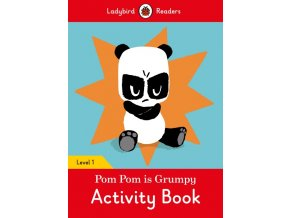 Pom Pom is Grumpy Activity Book