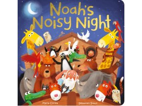 Noah's Noisy Night
