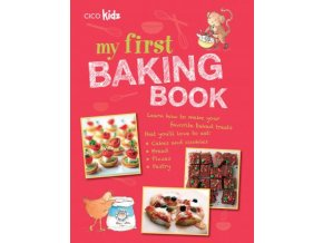 My First Baking Book