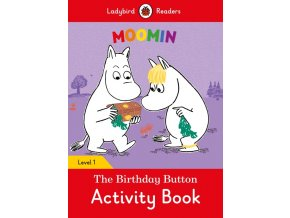 Moomin: The Birthday Button Activity Book