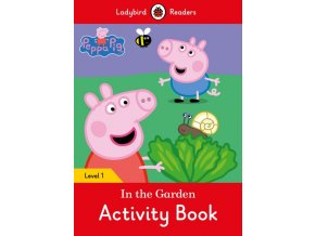 Peppa Pig: In the Garden Activity Book