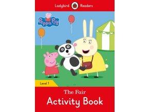 Peppa Pig: The Fair Activity Book