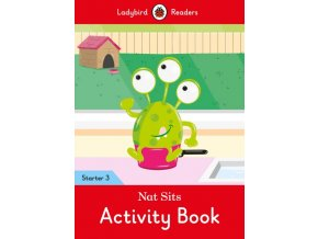 Nat Sits Activity Book