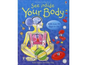 See Inside Your Body Flap Book