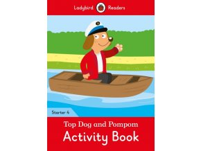 Top Dog and Pompom Activity Book