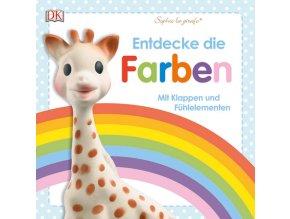 Sophie la girafe® Farben
