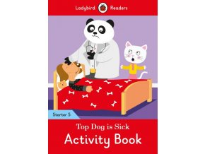 Top Dog is Sick Activity Book