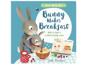Bunny Makes Breakfast