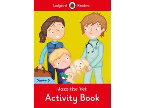 Jazz the Vet Activity Book