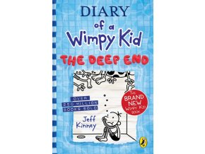 Diary of a Wimpy Kid Book 15.