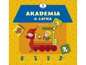Akademia 6-latka zeszyt A