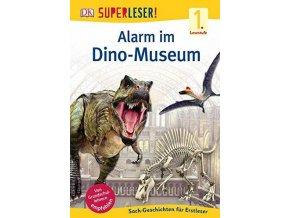 SUPERLESER! Lesestufe 1 Alarm im Dino-Museum