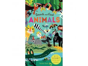 Search and Find Animals