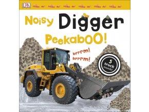 Noisy Digger Peekaboo!