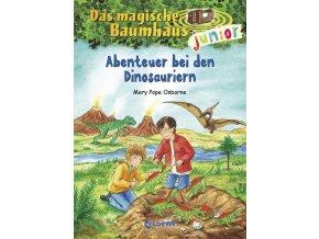 Das magische Baumhaus junior – Abenteuer bei den Dinosauriern
