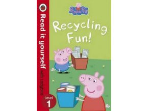 Peppa Pig: Recycling Fun - Read it Yourself with Ladybird