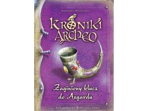 Zaginiony klucz do Asgardu cz. 6 - Kroniki Archeo