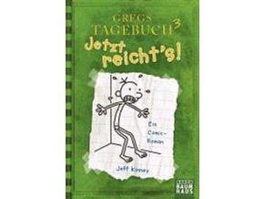 Gregs Tagebuch 03. Jetzt reicht's!