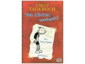 Gregs Tagebuch 01: Von Idioten umzingelt!