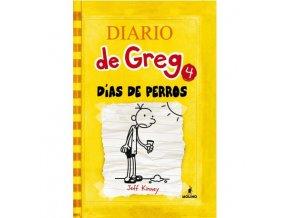 Diario de Greg 4: Días de perros