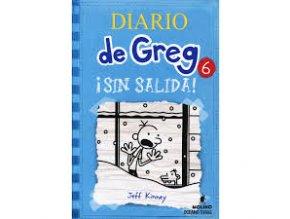 Diario de Greg 6: ¡Atrapados en la nieve