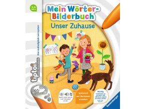 tiptoi® Mein Wörter-Bilderbuch: Unser Zuhause