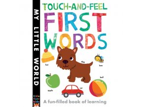 Touch-and-feel First Words