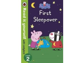 Peppa Pig: First Sleepover - Read It Yourself with Ladybird Level 2