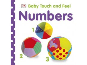Baby Touch and Feel Numbers 1,2,3