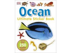 Ocean Ultimate Sticker Book