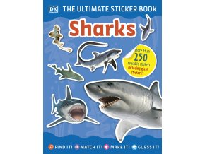 Sharks Ultimate Sticker Book
