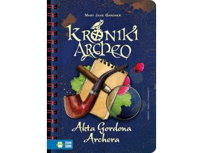 Akta Gordona Archera. Kroniki Archeo