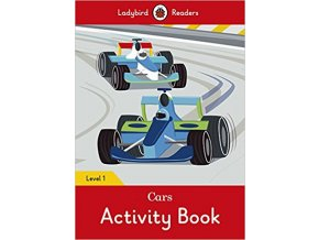 Cars Activity Book