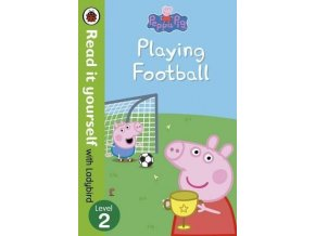Peppa Pig: Playing Football