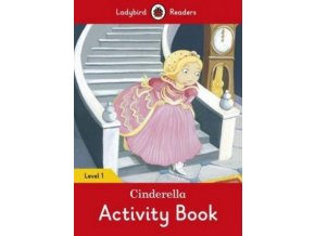 Cinderella Activity Book