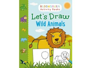 Let's Draw Wild Animals