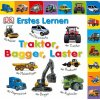 Erstes Lernen Traktor, Bagger, Laster